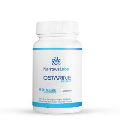 Ostarine MK-2866 – Insyde Out Fitness